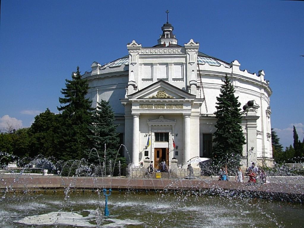 Zdjęcia: Sewastopol, Krym, Muzeum Bohaterskiej Obrony Sewastopola, UKRAINA