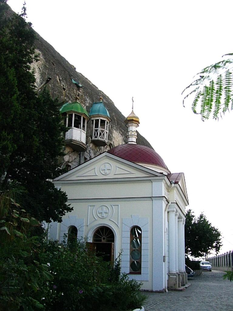 Zdjęcia: Inkerman, Krym, klasztor św. Klemensa, UKRAINA