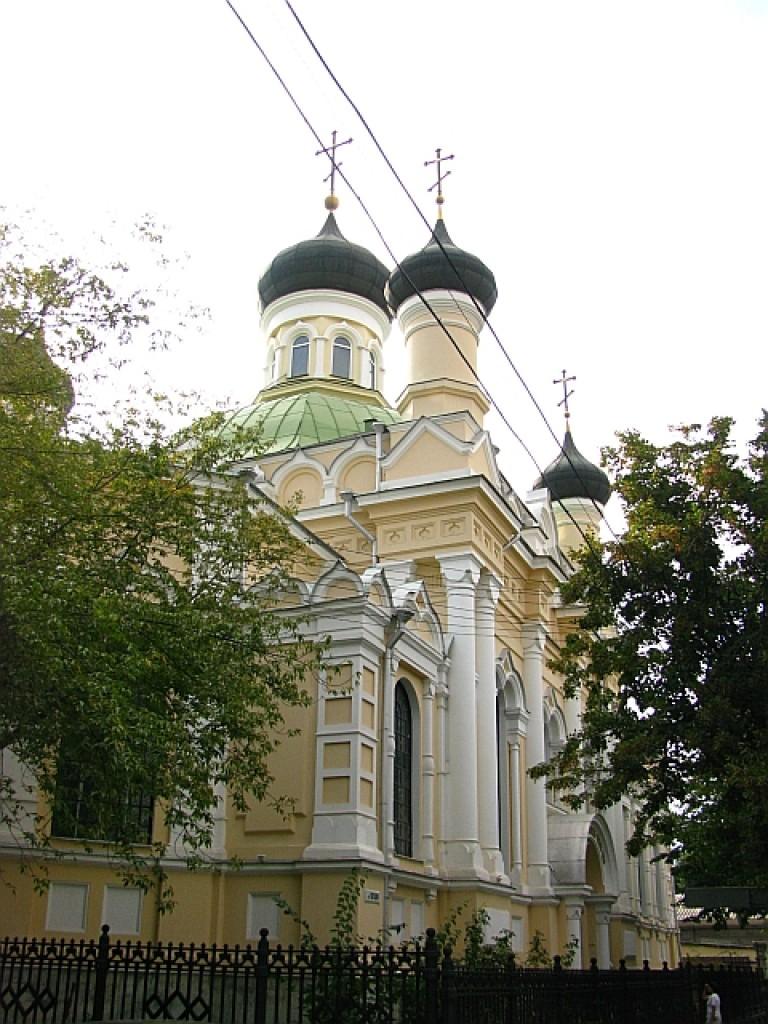 Zdjęcia: Symferopol, Krym, cerkiew Trzech Świętych, UKRAINA