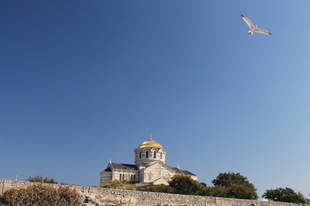 Zdjęcia: Sevastopol, Krym, Cerkiew , UKRAINA