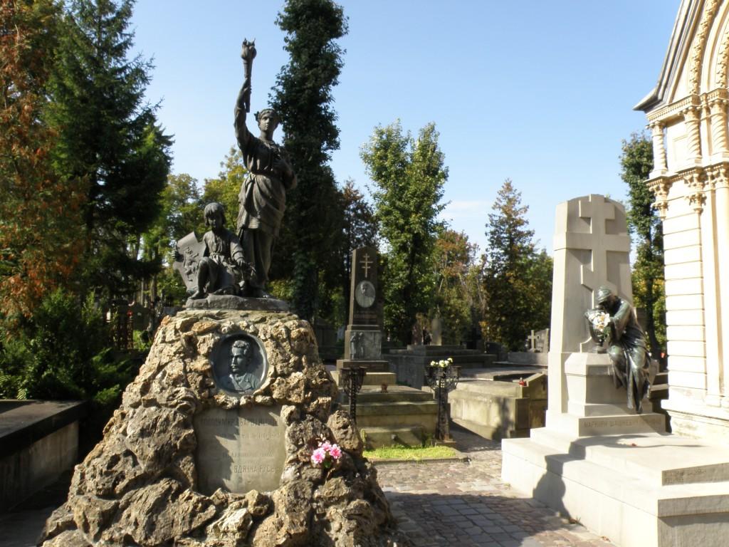 Zdjęcia: LWÓW , LWOWSKI , CMENTARZ ŁYCZAKOWSKI , UKRAINA