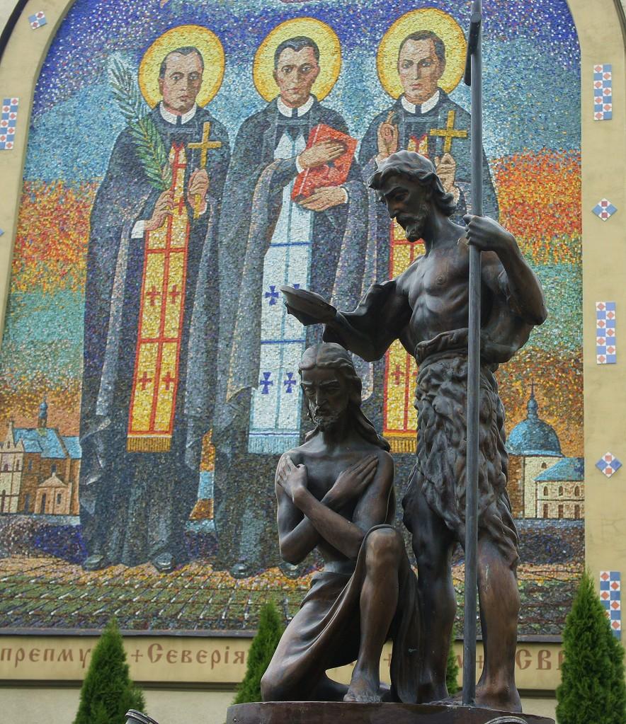 Zdjęcia: Drohobycz, Aglomeracja Drohobycko-Borysławska, św. Jan Chrzciciel, UKRAINA
