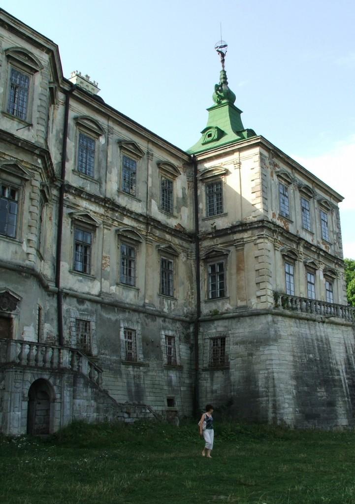 Zdjęcia: Podhorce, Obwód lwowski, rejon brodzki , Zamek w Podhorcach, UKRAINA