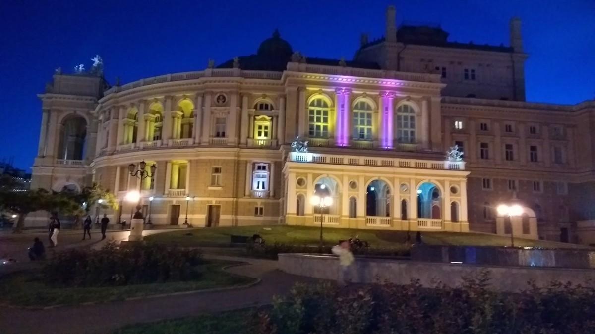 Zdjęcia: Opera Odessa, Odessa, UKRAINA