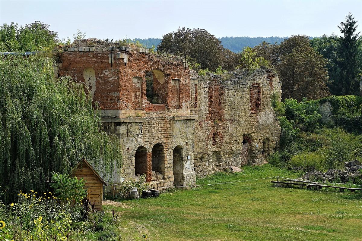 Zdjęcia: Brzeżany, Obwód Tarnopolski, Ruiny zamku, UKRAINA