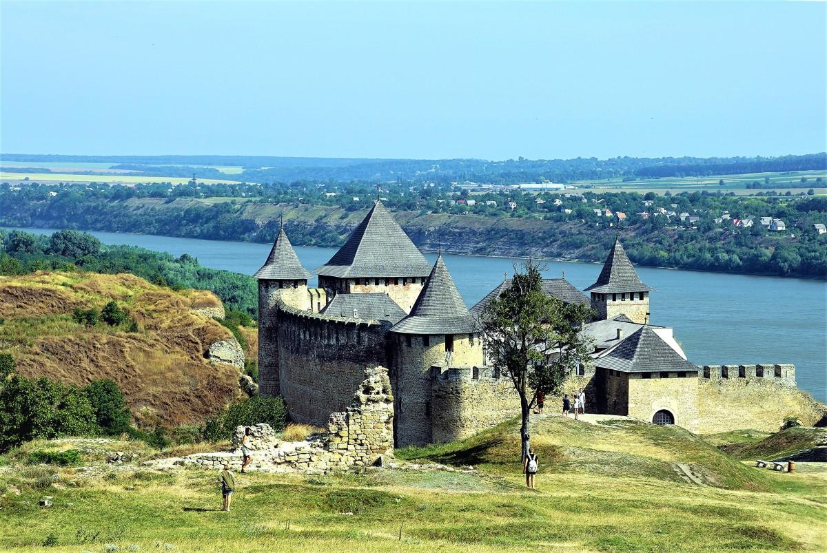 Zdjęcia: Chocim , Czerniowce , W drodze na zamek, UKRAINA