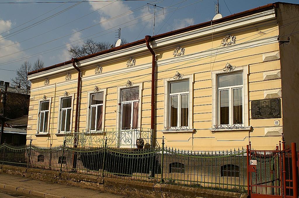 Zdjęcia: Drohobycz, Ukraina Zachodnia, dom Bruna Schulza, UKRAINA