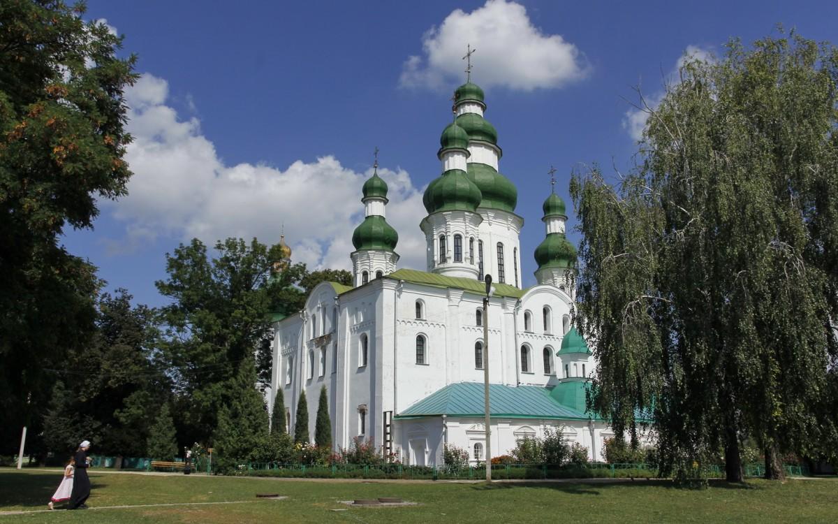 Zdjęcia: Czernihów, Obwód czernihowski, Monaster Jelecki, UKRAINA