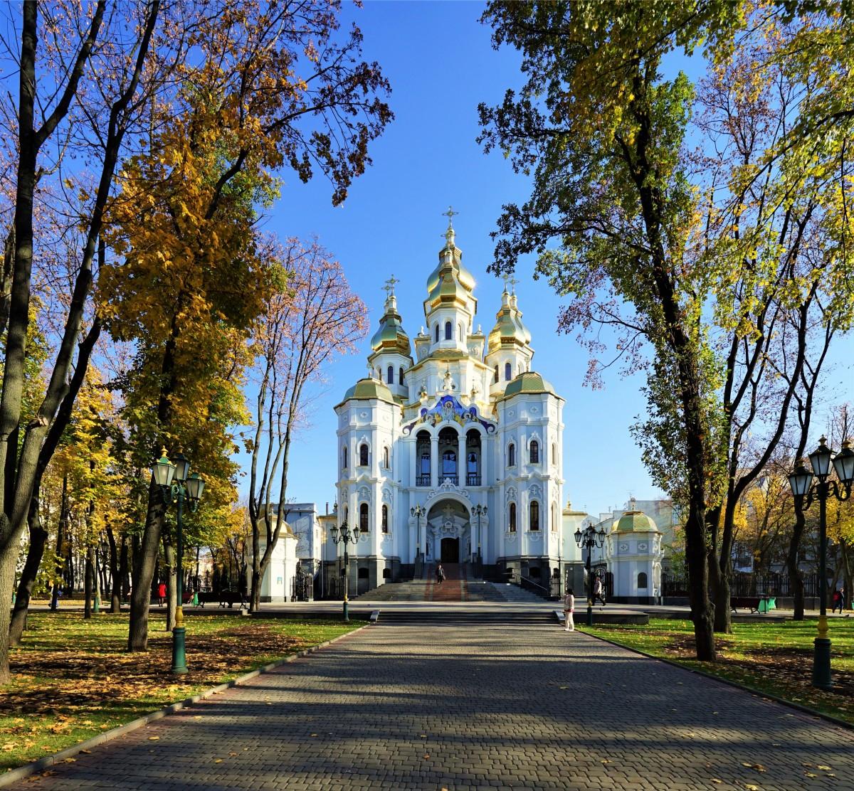 Zdjęcia: ., Charków, Cerkiew Świętych Mędrców Mirry, UKRAINA