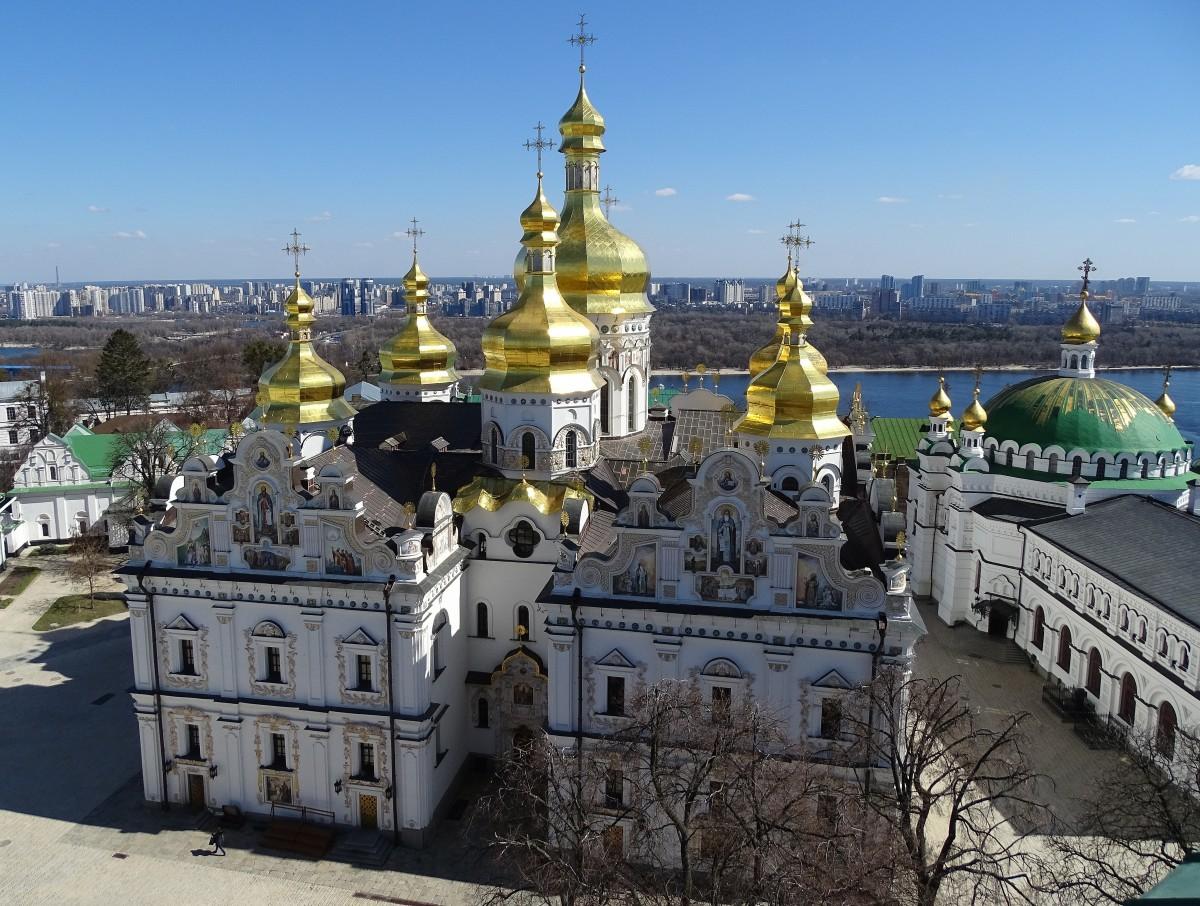 Zdjęcia: Kijów, stołeczny, Ławra Peczerska, UKRAINA
