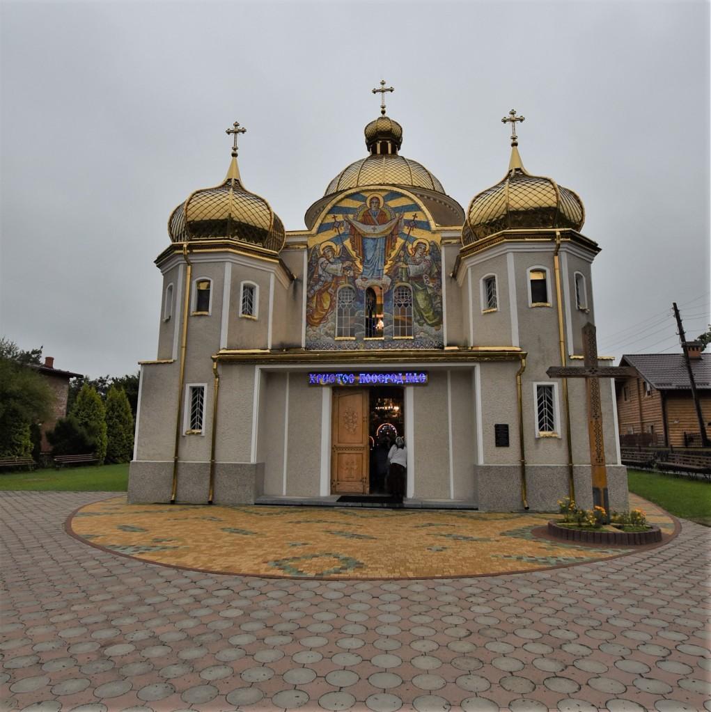 Zdjęcia: Morszyn koło Stryja, Obwód Lwowski, Morszyn, , UKRAINA