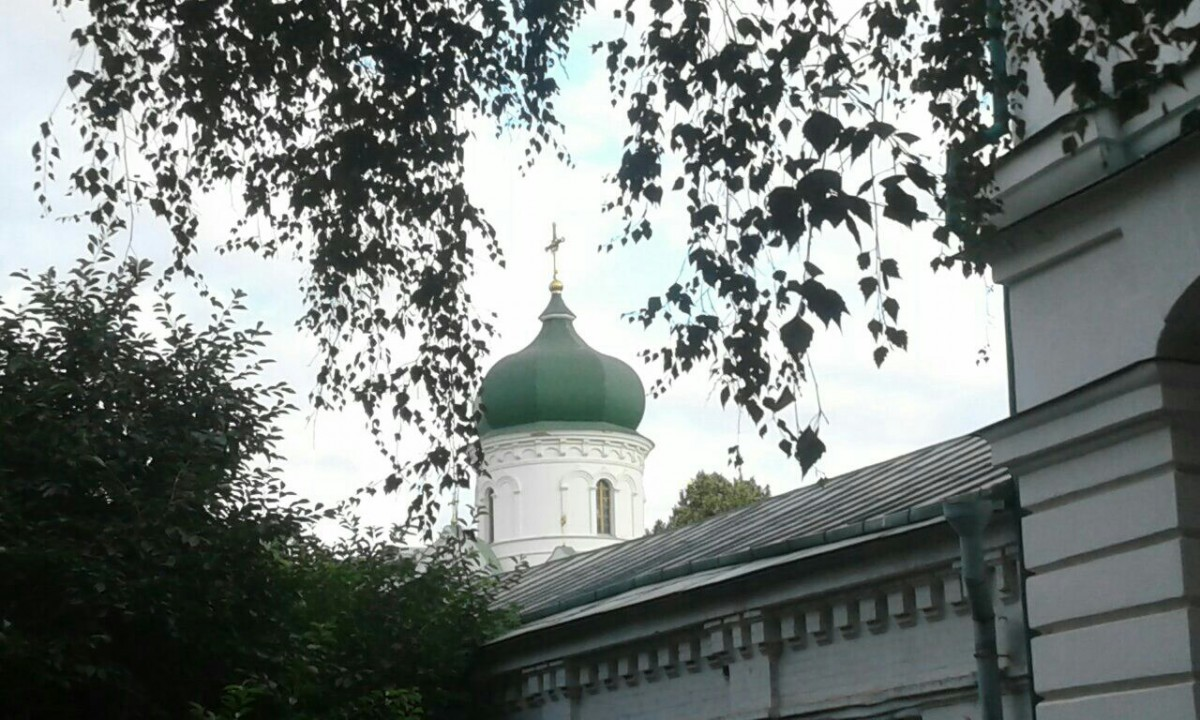 Zdjęcia: Padół, Kijów, Klasztor Świętego Wniebowstąpienia Froliwskiego-4, UKRAINA