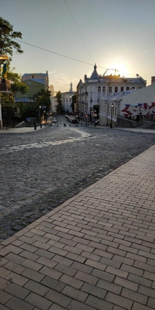 Zdjęcia: Zejście św. Andrzeja, Kijów, Zejście św. Andrzeja-7, UKRAINA