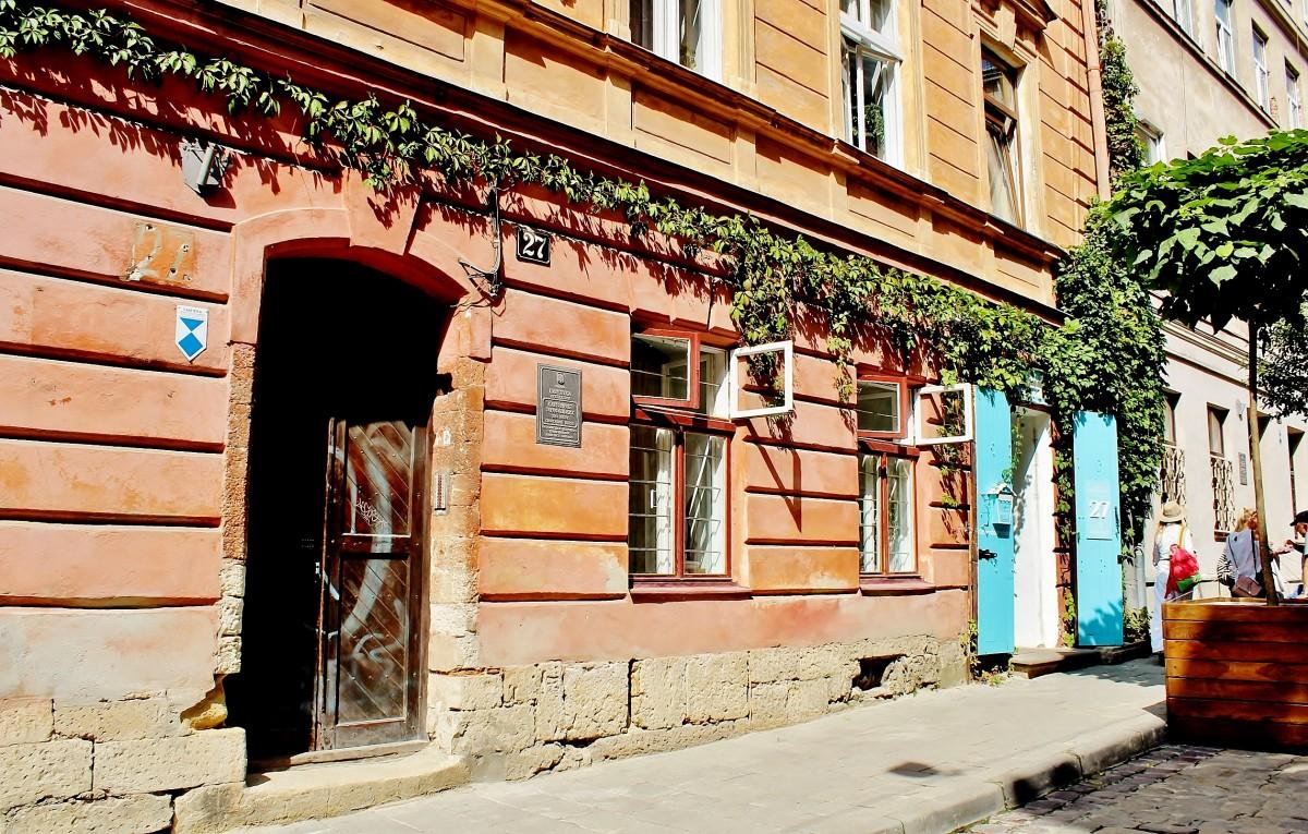Zdjęcia: Lwów, obwód lwowski, Lwowskie uliczki, UKRAINA