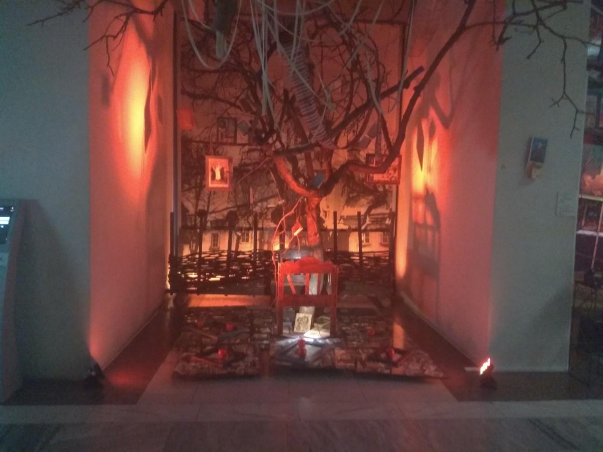 Zdjęcia: Ul. Choriwa, 1, Kijów, Muzeum Czarnobyla-6, UKRAINA