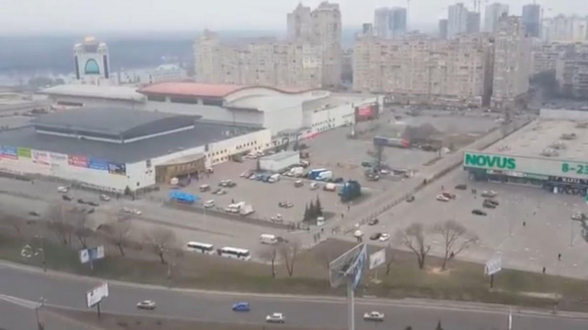Zdjęcia: Browarska autostrada,15, Kijów, Międzynarodowe centrum wystawowe i konferencyjne w Kijowie-3, UKRAINA