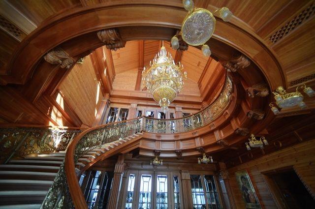 Zdjęcia: Muzeum Korupcji w Meżygorje, Kijów, Muzeum Korupcji w Meżygorje-5, UKRAINA