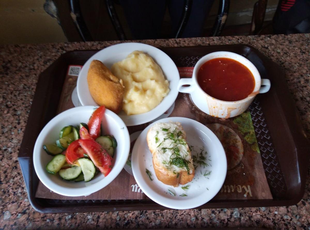 """Zdjęcia: Restauracja kuchni domowej """"Puzata chata"""", Kijów, Restauracja kuchni domowej """"Puzata chata""""-1, UKRAINA"""