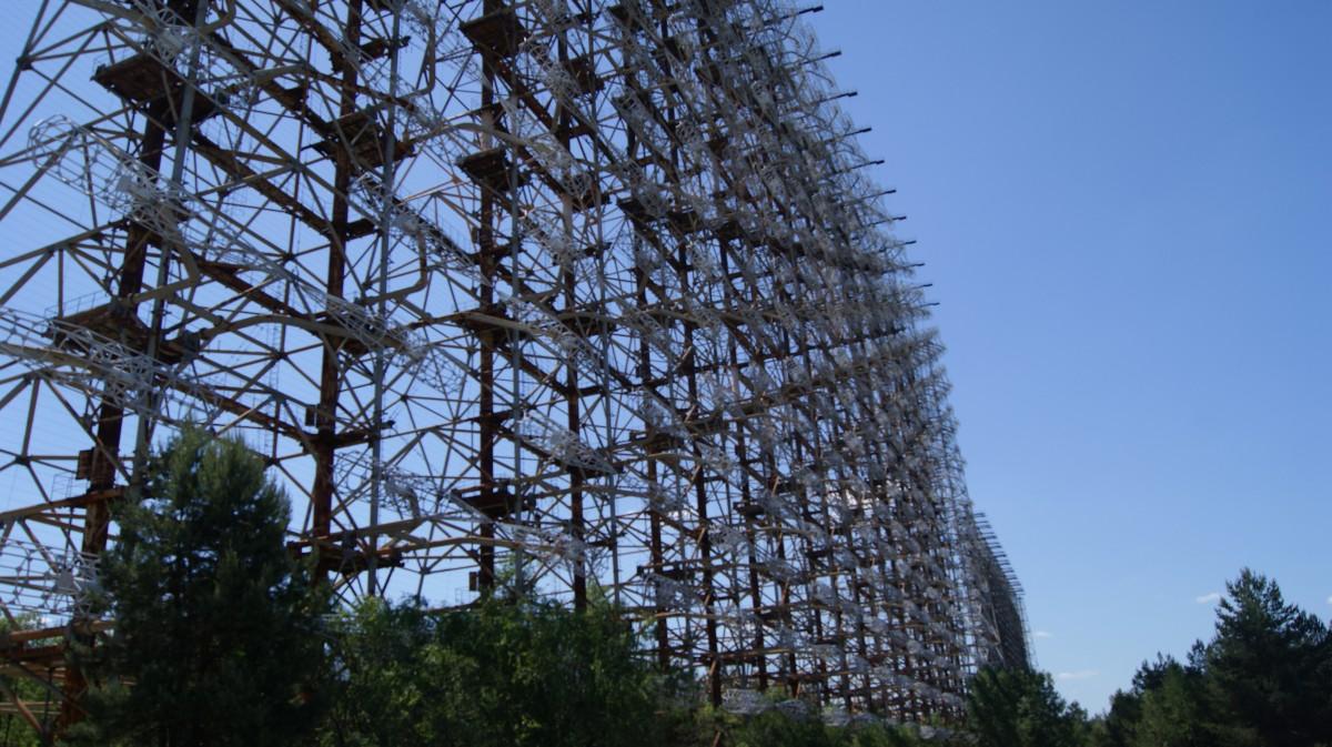 Zdjęcia: Czarnobyl-2, Czarnobyl, DUGA, UKRAINA