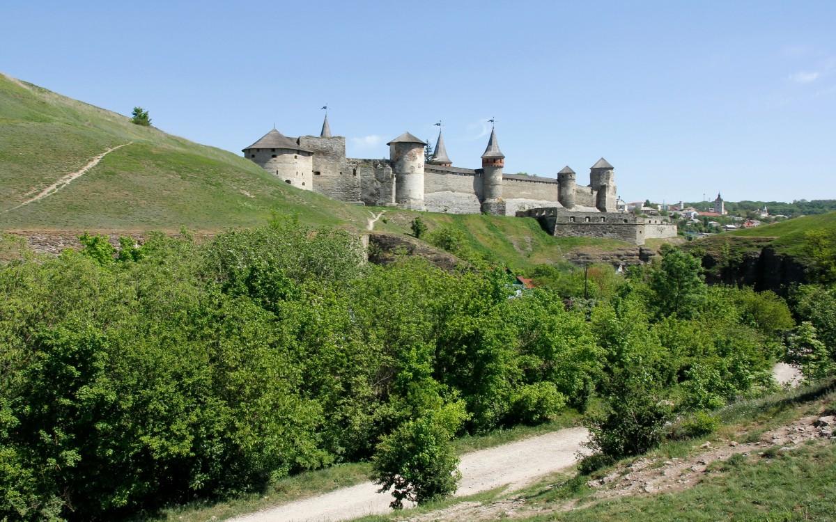 Zdjęcia: Kamieniec Podolski, Podole, Zamek w Kamieńcu Podolskim, UKRAINA