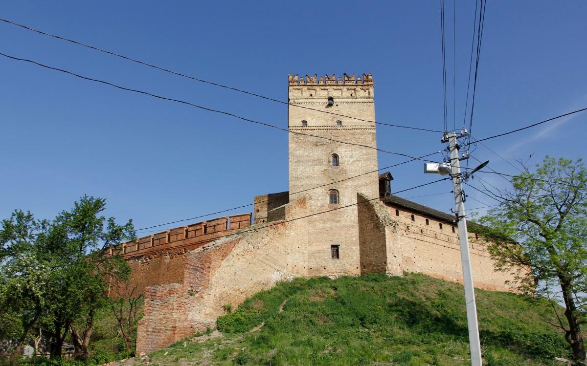 Zdjęcia: Łuck, Wołyń, Zamek w Łucku, UKRAINA