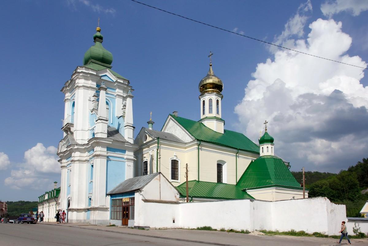 Zdjęcia: Krzemieniec, Wołyń, Sobór pw. św. Mikołaja, UKRAINA