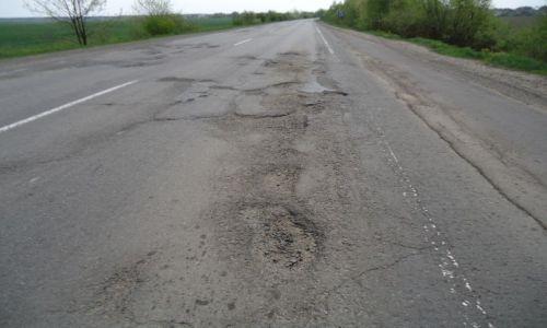 Zdjęcie UKRAINA / Województwo Lwowskie / droga Żółkiew - Lwów / Ukraina - drogi