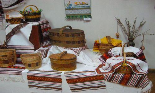 Zdjęcie UKRAINA / Pokucie / Kołomyja / Huculska tradycja