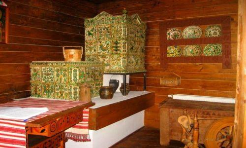 Zdjęcie UKRAINA / Pokucie / Kołomyja / herb Grodna? z muzeum w Grodnie