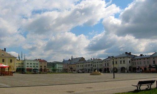 Zdjęcie UKRAINA / Lwowski / Żółkiew / Rynek w Żółkwi
