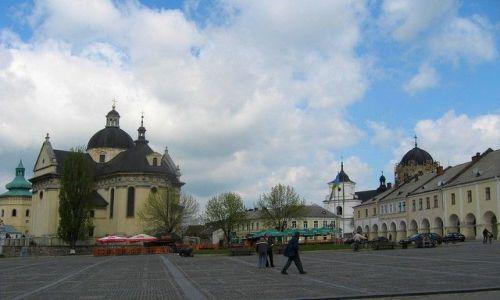 Zdjęcie UKRAINA / Lwowski / Żółkiew /  Żólkiewskie podobieństwa do Zamościa są bardzo widoczne