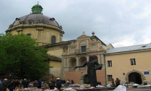 Zdjęcie UKRAINA / Lwowski / Lwów / lwowscy bukiniści
