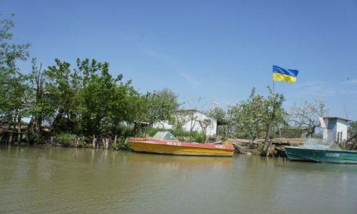 Zdjęcie UKRAINA / Odeski, Besarabia / Delta Dunaju / Ukraina nad Dunajem