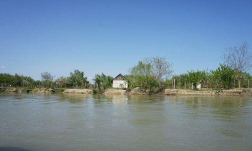 Zdjęcie UKRAINA / Odeski, Besarabia / Delta Dunaju / Dzialki na wodzie