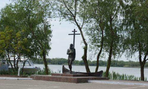Zdjęcie UKRAINA / Delta Dunaju / Wilkowo / Miejsce ukrywających się kozaków i starowierców