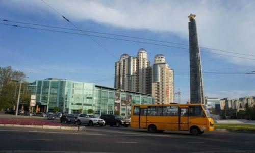 Zdjecie UKRAINA / - / Odessa / Pomieszane stare i nowe