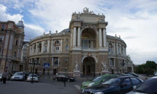 UKRAINA / - / Odessa / Teatr Opery i Baletu