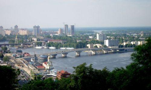 Zdjęcie UKRAINA / - / Kijów / Wyspy na Dnieprze