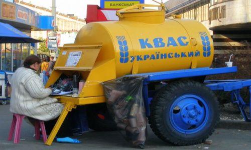 Zdjęcie UKRAINA / - / Kijów / Ukraiński Kwas