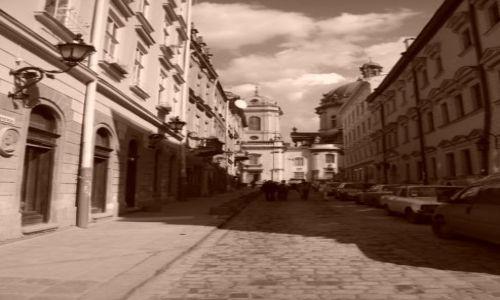 UKRAINA / Zach. Ukraina / Lwów / Starówka we Lwowie