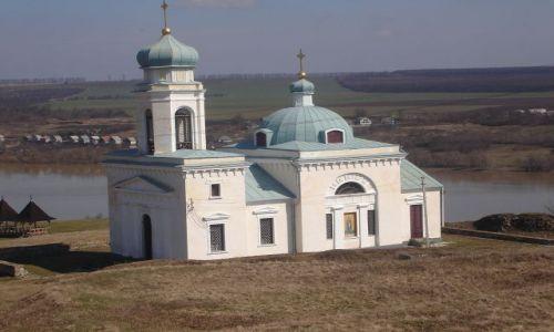Zdjęcie UKRAINA / Pd. Ukraina / Chocim / Cerkiew w Chocimiu