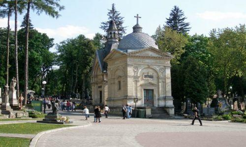 UKRAINA / - / Lwów / Cmentarz Łyczakowski