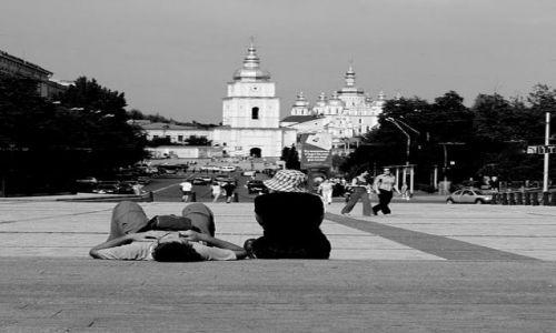 Zdjecie UKRAINA / - / Kij�w / Odpoczynek w Ki