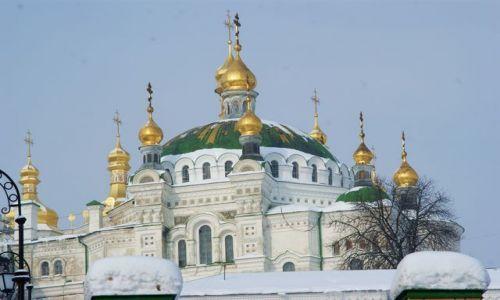 Zdjecie UKRAINA / - / Kij�w / Cerkwie