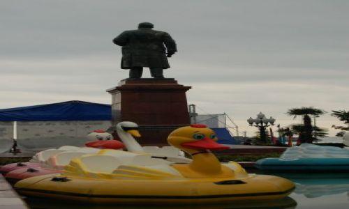 Zdjęcie UKRAINA / Krym / Jałta / Lenin i Kaczki