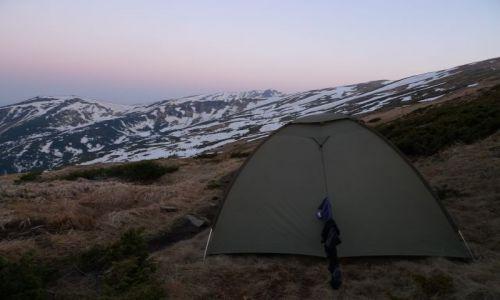 Zdjecie UKRAINA / Czarnohora / Brebenieskul / Konkurs - na grani Czarnohory