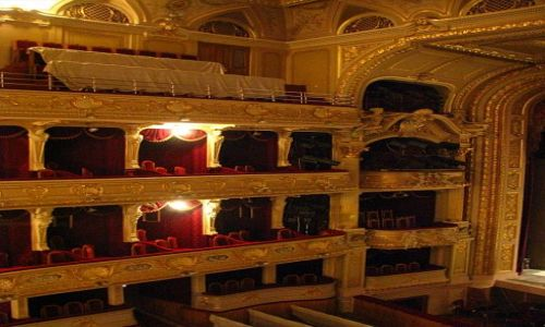Zdjęcie UKRAINA / Ukraina Zachodnia / Lwów / opera