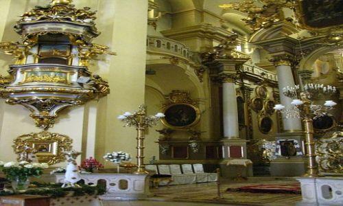 Zdjęcie UKRAINA / Ukraina Zachodnia / Lwów / katedra Św. Jura