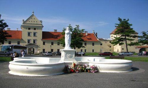 Zdjęcie UKRAINA / Ukraina Zachodnia / Żółkiew / zamek Żółkiewskich
