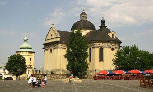 Zdjecie UKRAINA / Ukraina Zachodnia / Żółkiew / cerkiew Św. Trójcy